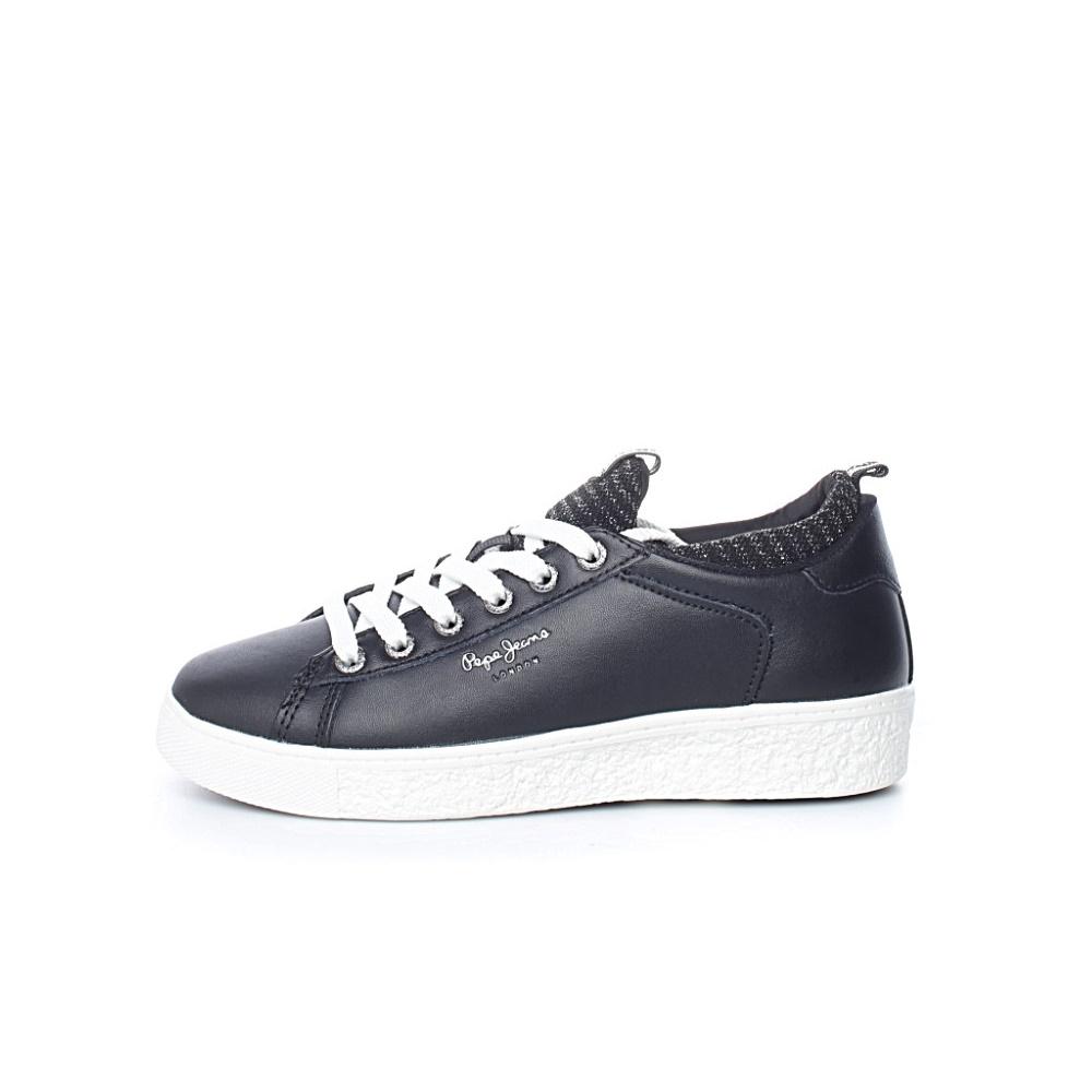 PEPE JEANS – Γυναικεία παπούτσια PEPE JEANS ROXY SOCK μαύρα