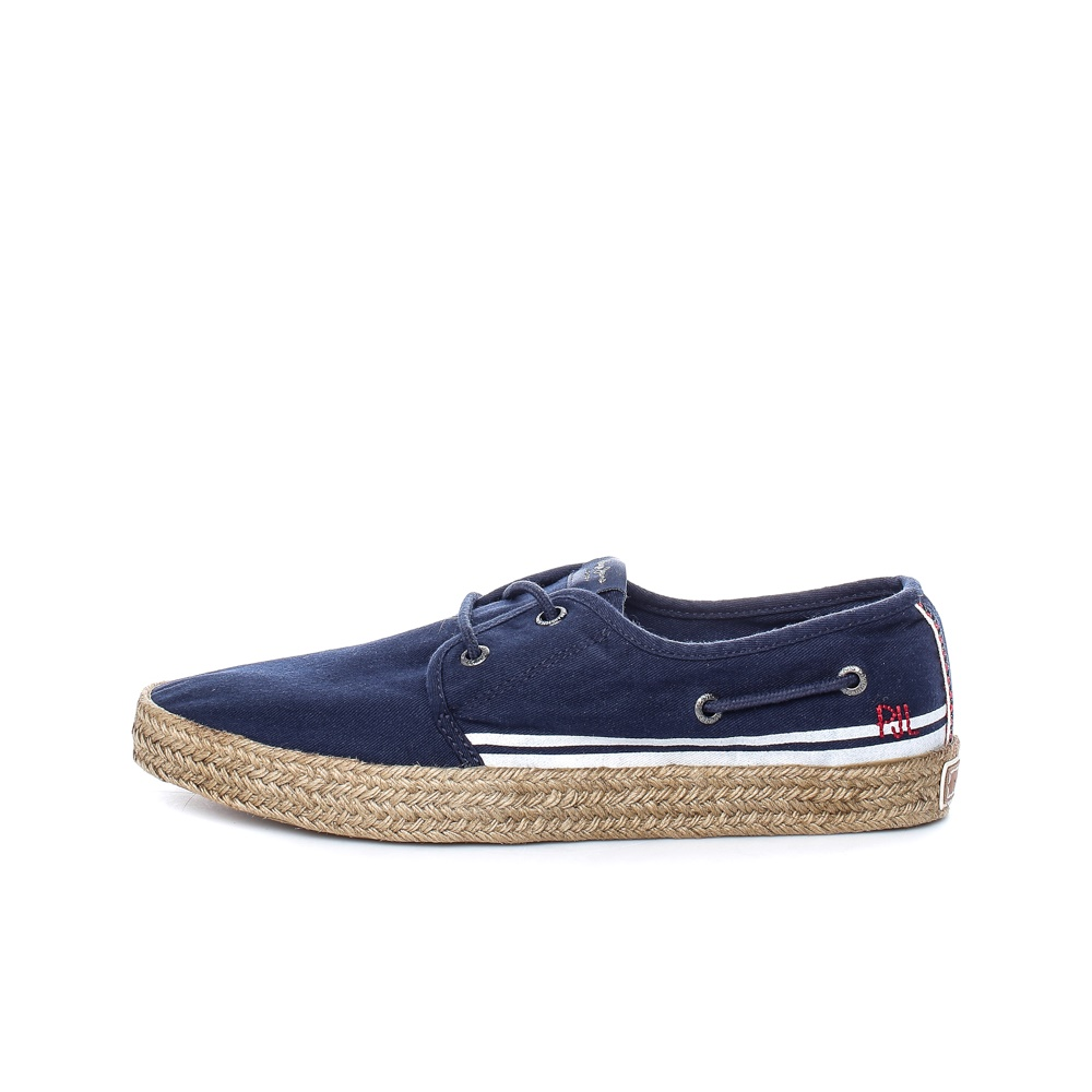 PEPE JEANS – Ανδρικά παπούτσια PEPE JEANS SAILOR DECK CRUISE μπλε