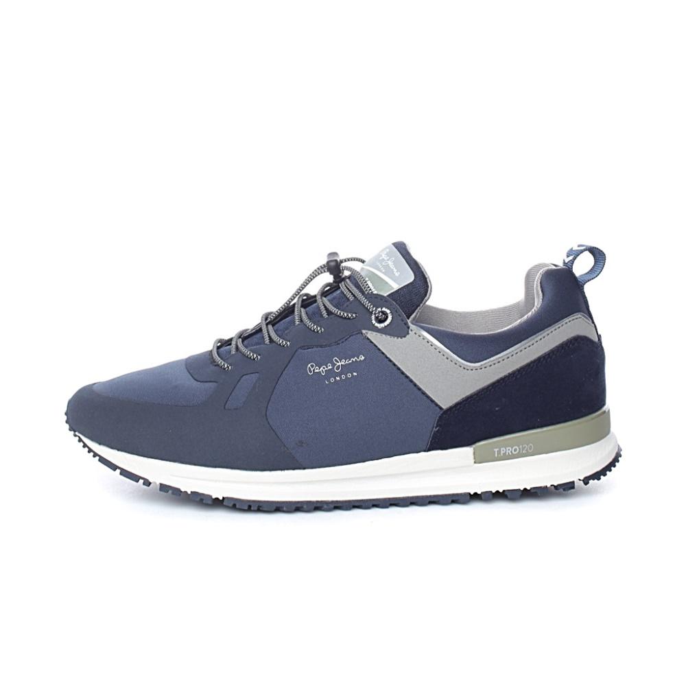 PEPE JEANS – Ανδρικά παπούτσια PEPE JEANS TINKER PRO-BO μπλε