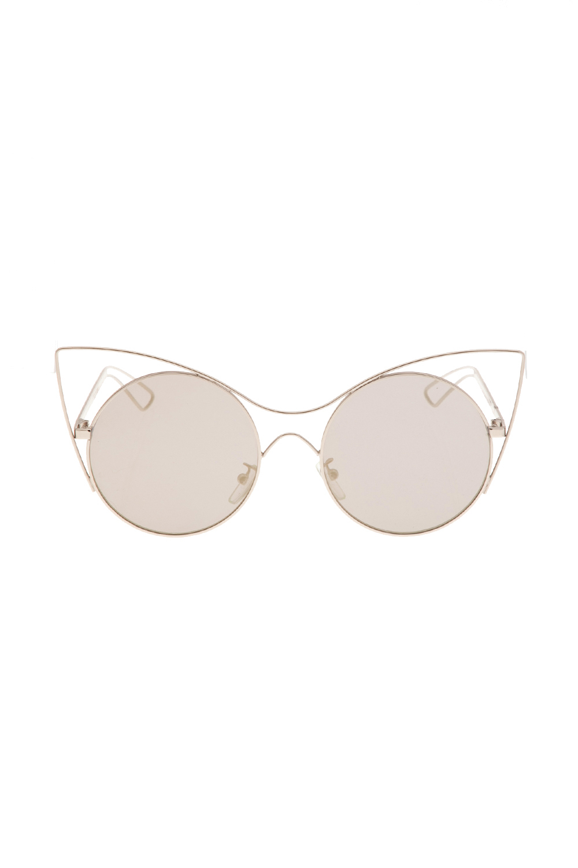 CHARLIE MAX - Γυναικεία γυαλιά ηλίου CHARLIE MAX MERAVIGLI ασημί