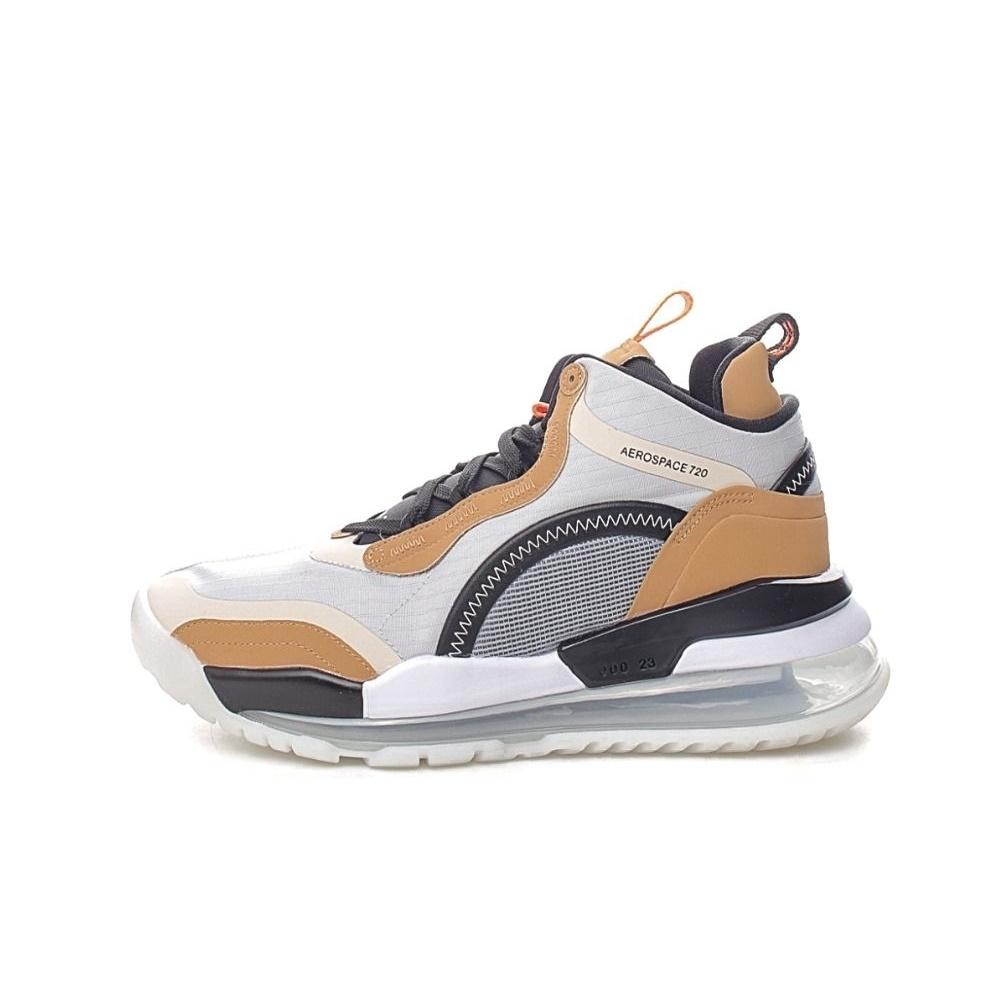 NIKE – Ανδρικά παπούτσια basketball NIKE JORDAN AEROSPACE 720 γκρι-καφέ