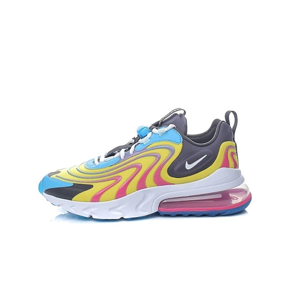 NIKE – Ανδρικά παπούτσια running NIKE AIR MAX 270 REACT πολύχρωμα