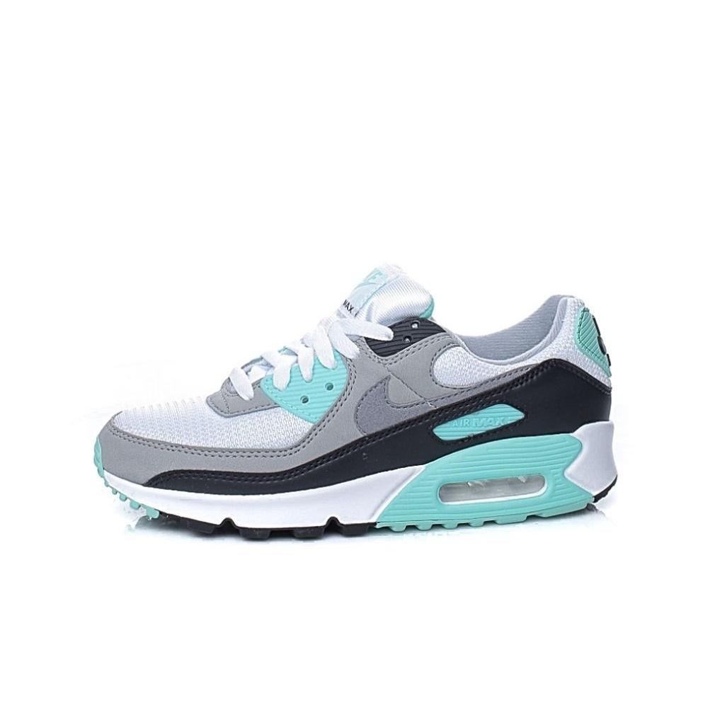 NIKE – Γυναικεία παπούτσια running NIKE AIR MAX 90 λευκό-πράσινο