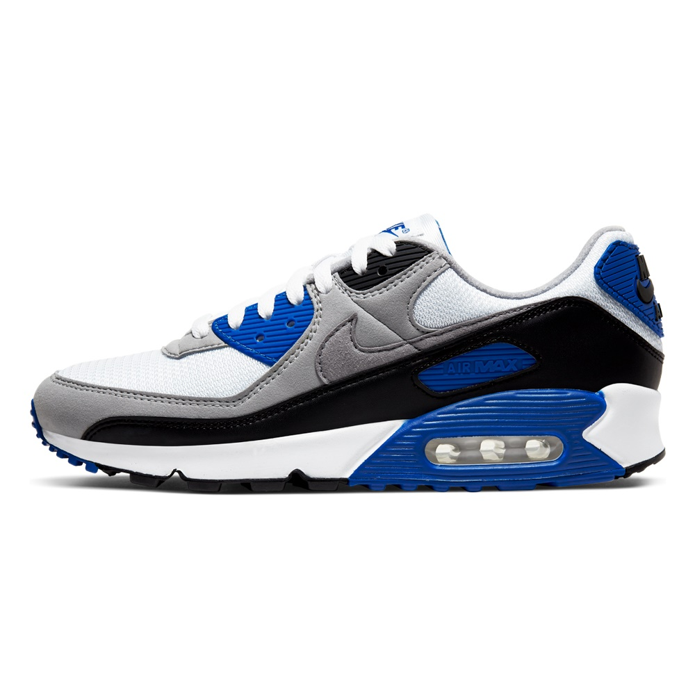 NIKE – Ανδρικά παπούτσια running NIKE AIR MAX 90 λευκά