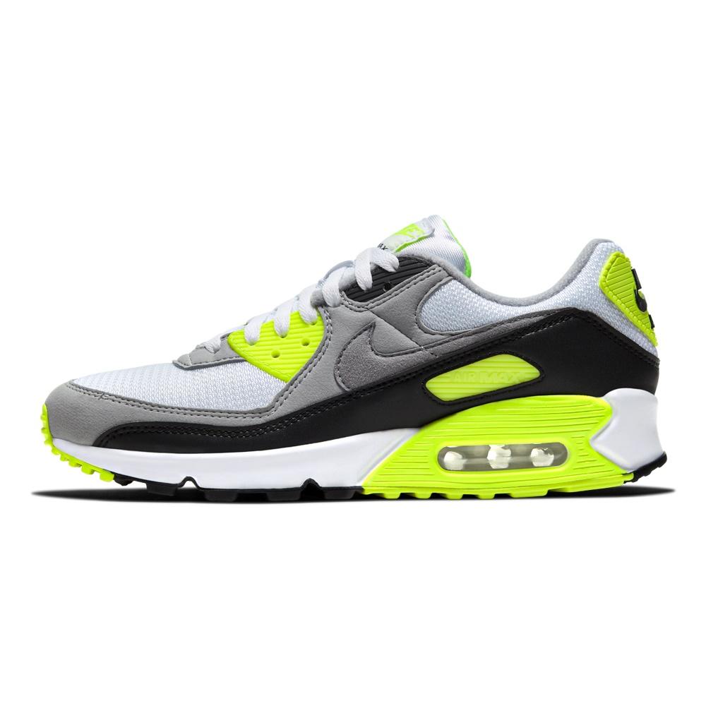 NIKE – Ανδρικά αθλητικά παπούτσια AIR MAX 90 λευκά