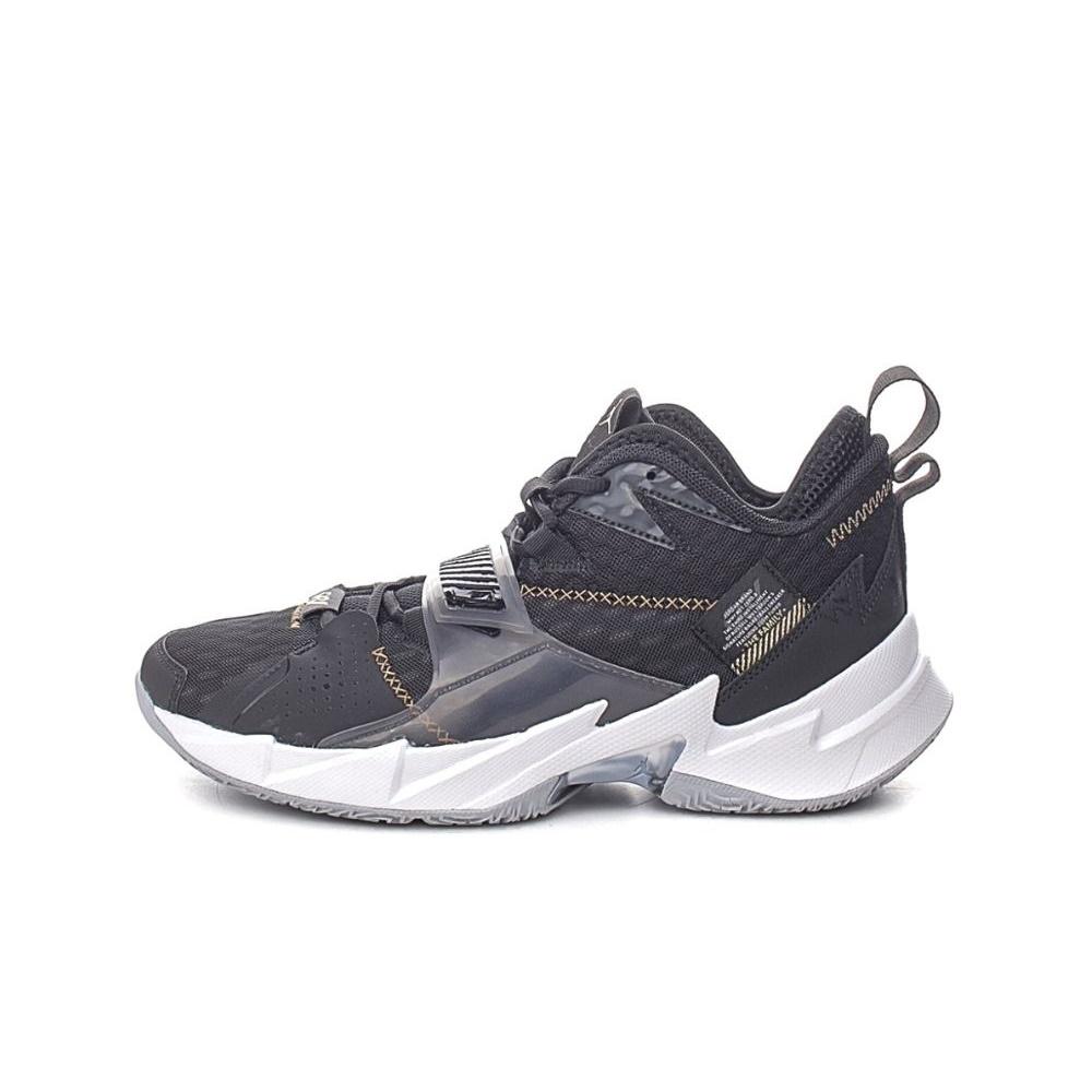 NIKE – Ανδρικά παπούτσια basketball NIKE JORDAN WHY NOT ZER0.3 μαύρα
