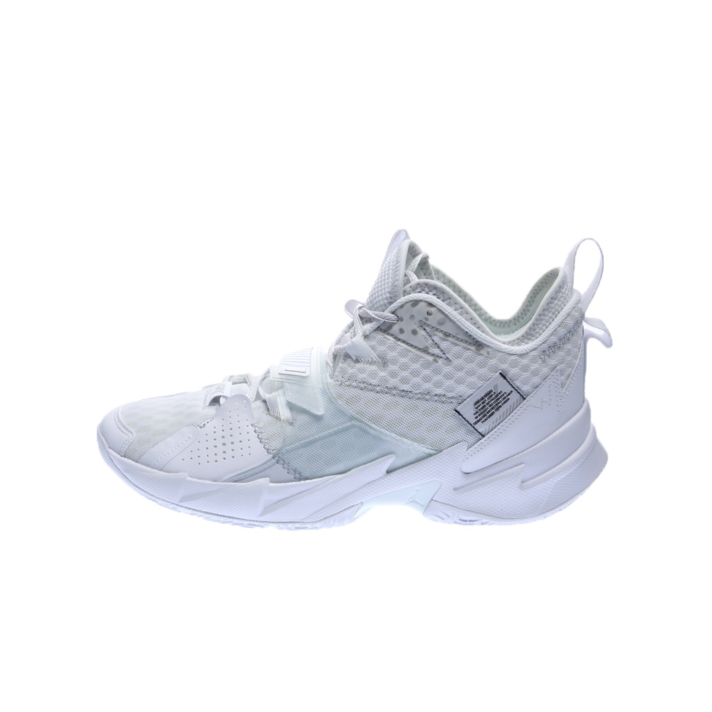 NIKE – Ανδρικά παπούτσια basketball NIKE JORDAN WHY NOT ZER0.3 λευκά