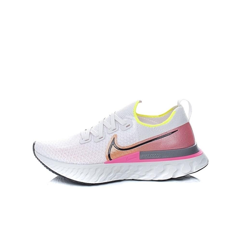 NIKE – Γυναικεία παπούτσια running NIKE REACT INFINITY RUN λευκά