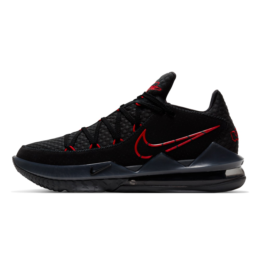 NIKE – Ανδρικά παπούτσια basketball NIKE LEBRON XVII LOW μαύρα