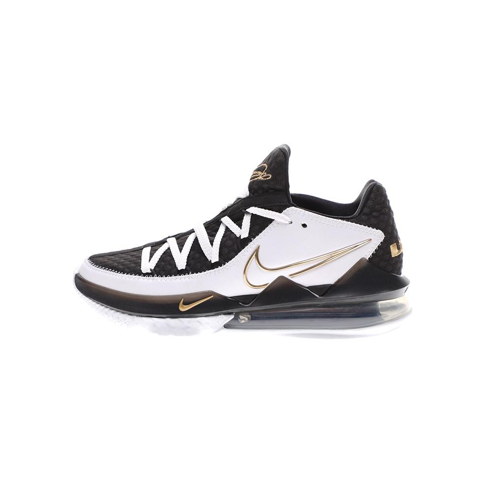 NIKE – Ανδρικά παπούτσια basketball NIKE LEBRON XVII LOW μαύρα λευκά