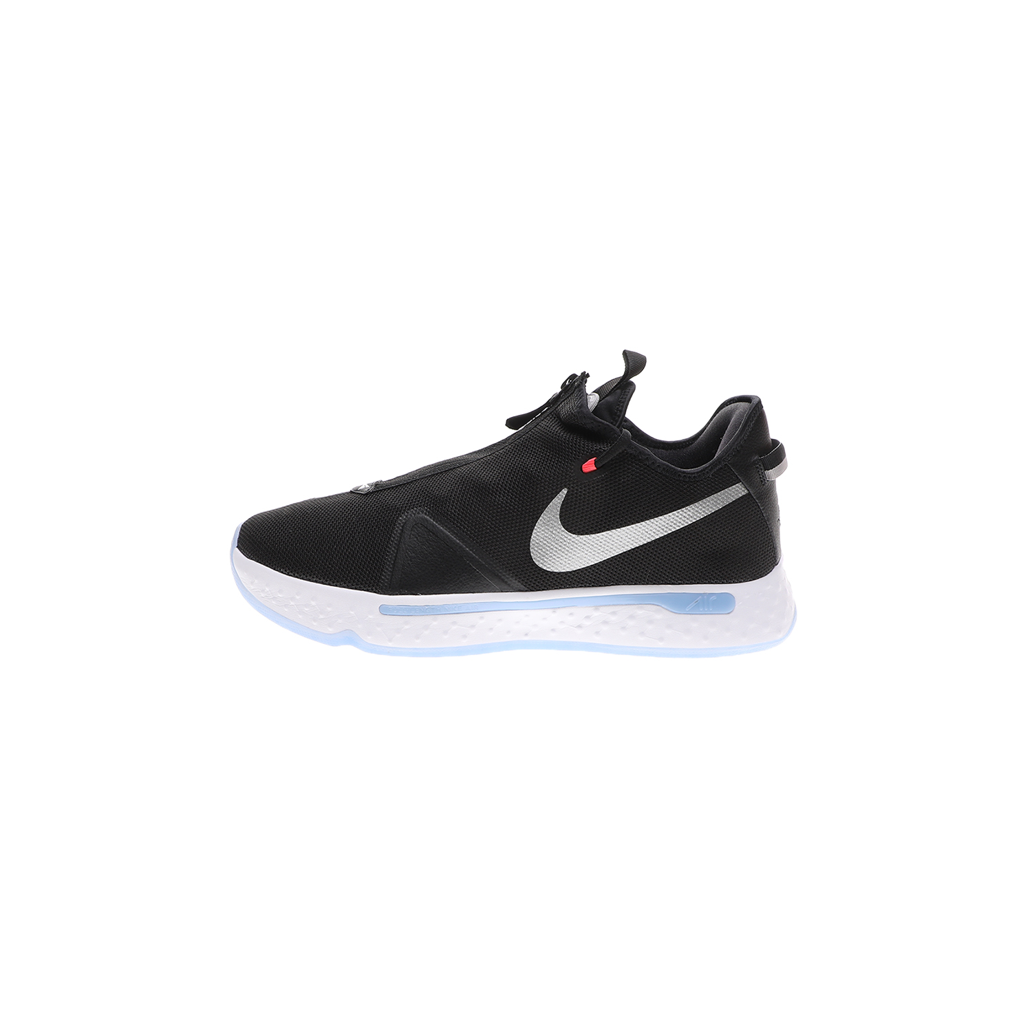 NIKE – Ανδρικά παπούτσια basketball NIKE PG 4 μαύρα λευκά