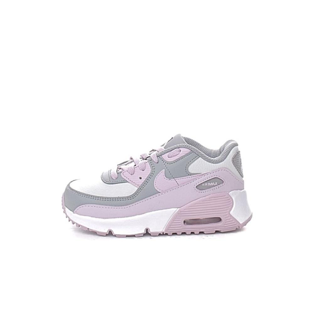 NIKE – Βρεφικά παπούτσια NIKE AIR MAX 90 LTR (TD) ροζ