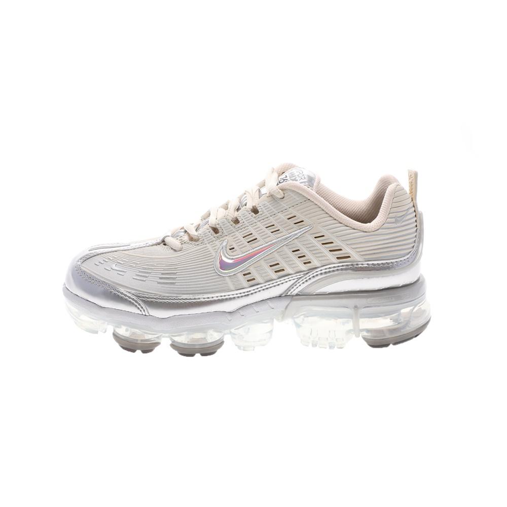 NIKE – Γυναικεία παπούτσια running NIKE AIR VAPORMAX 360 γκρι ασημί