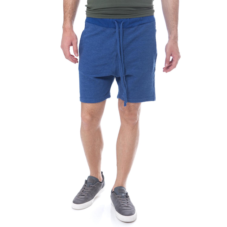816d15d120 -30% DIRTY LAUNDRY – Ανδρική βερμούδα Dirty Laundry μπλε