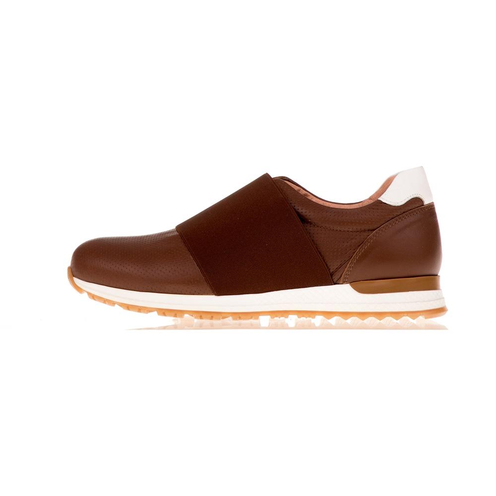 CHANIOTAKIS - Ανδρικά sneakers CHANIOTAKIS SPORT COLANDER καφέ