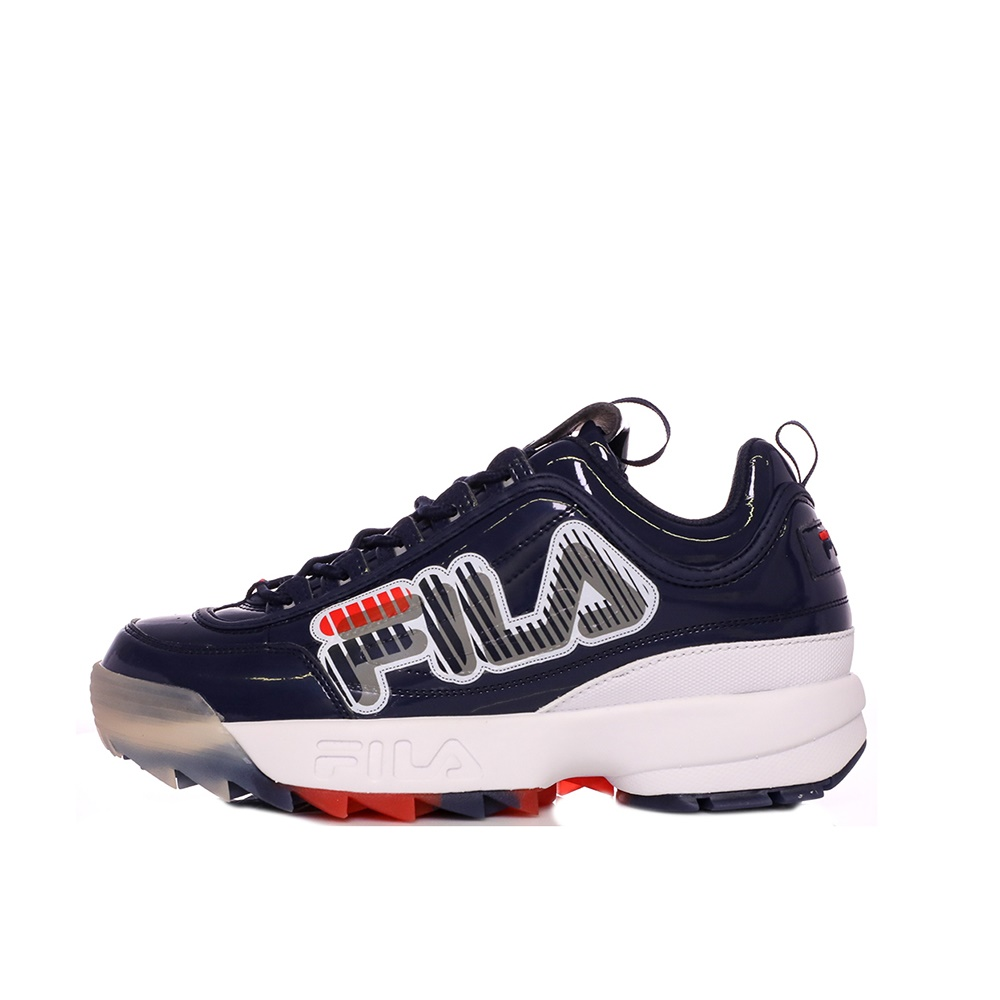 FILA – Ανδρικά sneakers FILA DISRUPTOR II GRAPHIC μπλε