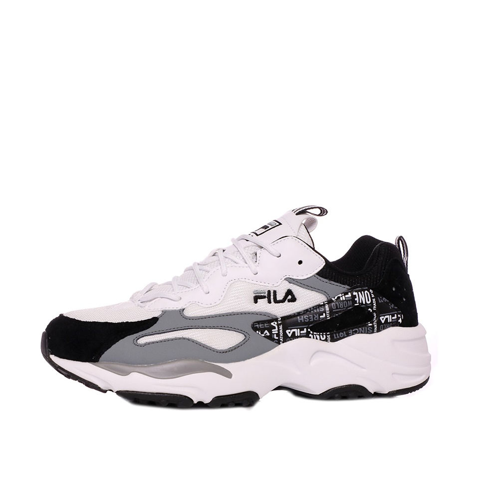 FILA – Ανδρικά sneakers FILA RAY TRACER TRADEMARK λευκά