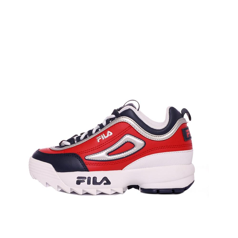 FILA – Παιδικά sneakers FILA DISRUPTOR II κόκκινα