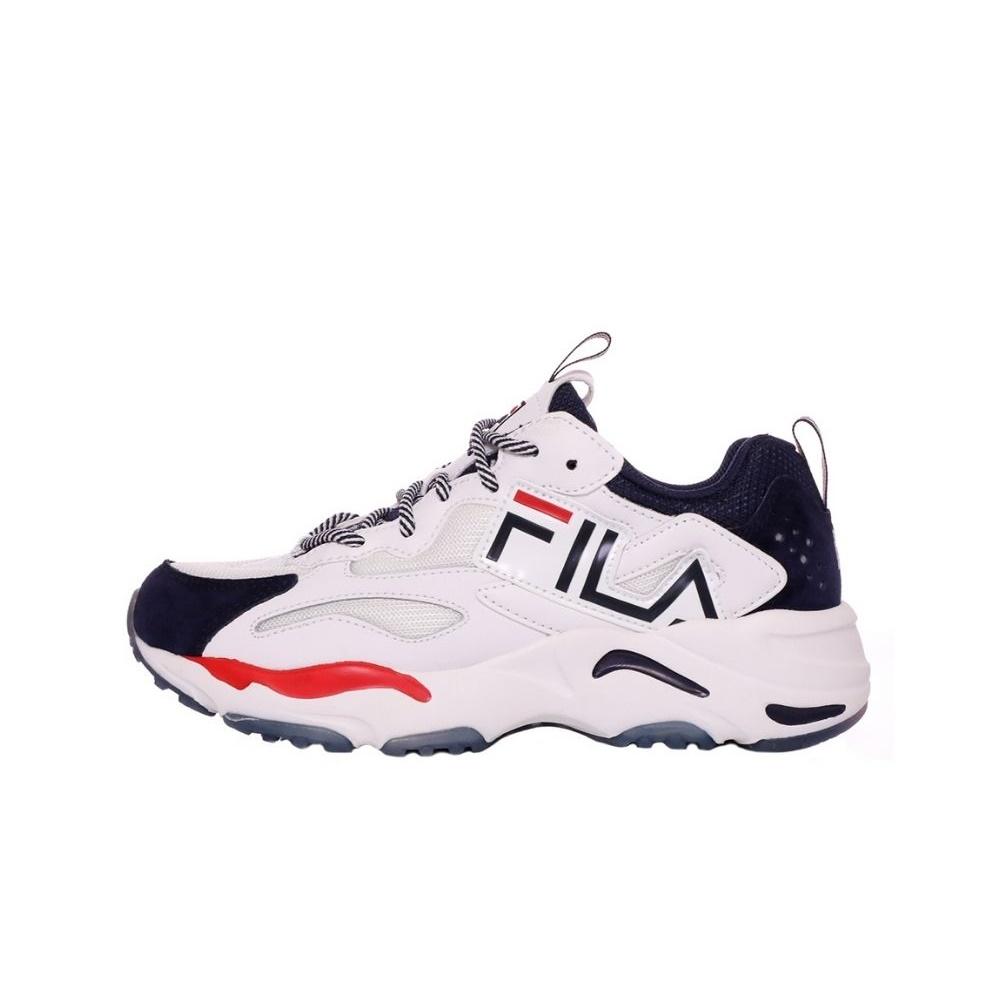 FILA – Γυναικεία sneakers FILA RAY TRACER GRAPHIC FO λευκά μπλε