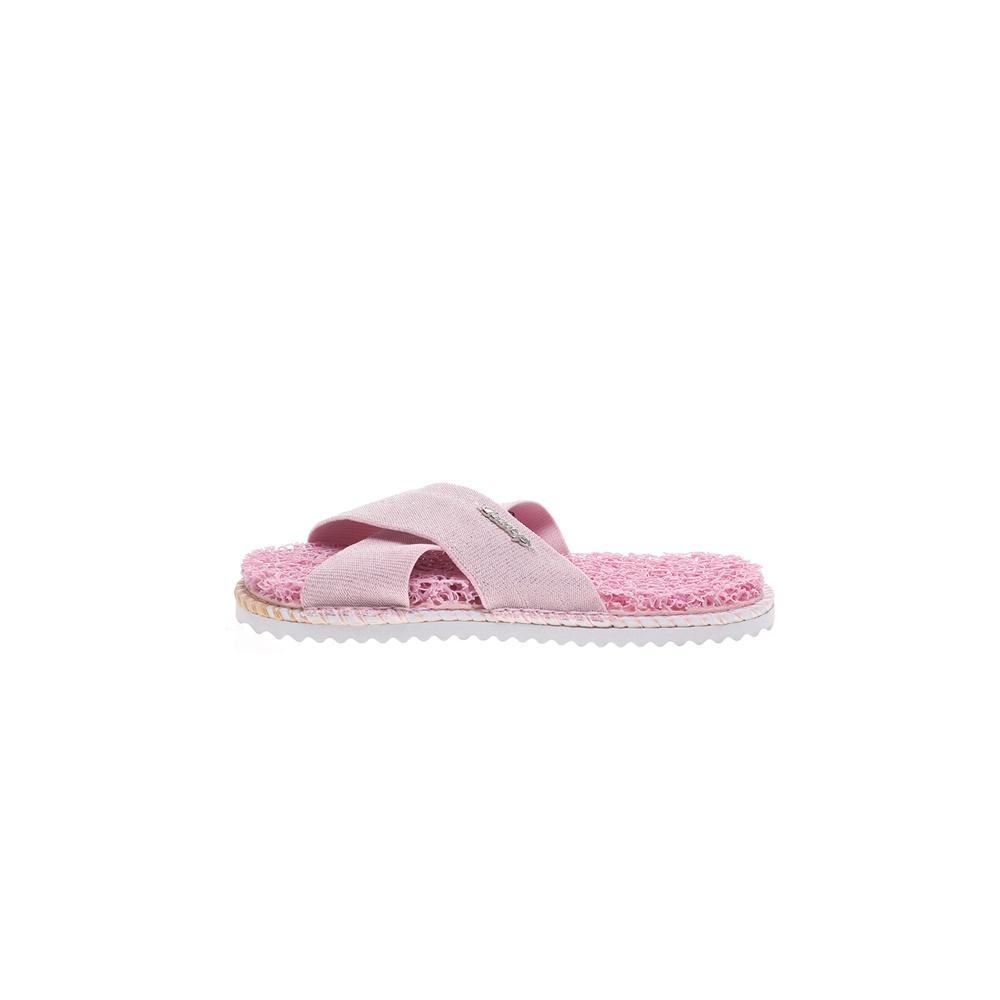 CLEANUP – Γυναικεία slides CLEANUP FIBER CROSS ροζ