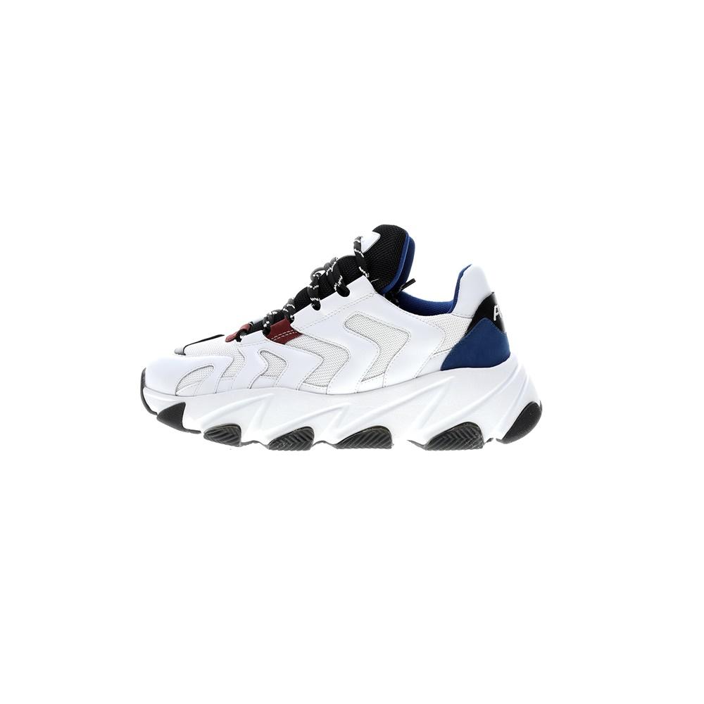 ASH – Ανδρικά sneakers ASH EAGLE COCCO MIRBAT λευκά