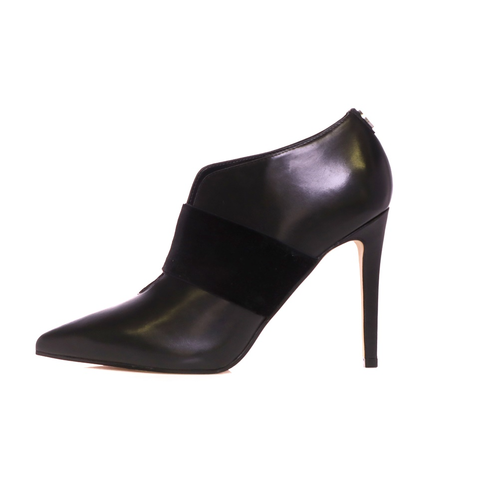 GUESS – Γυναικεία ankle boots GUESS OVILA μαύρα