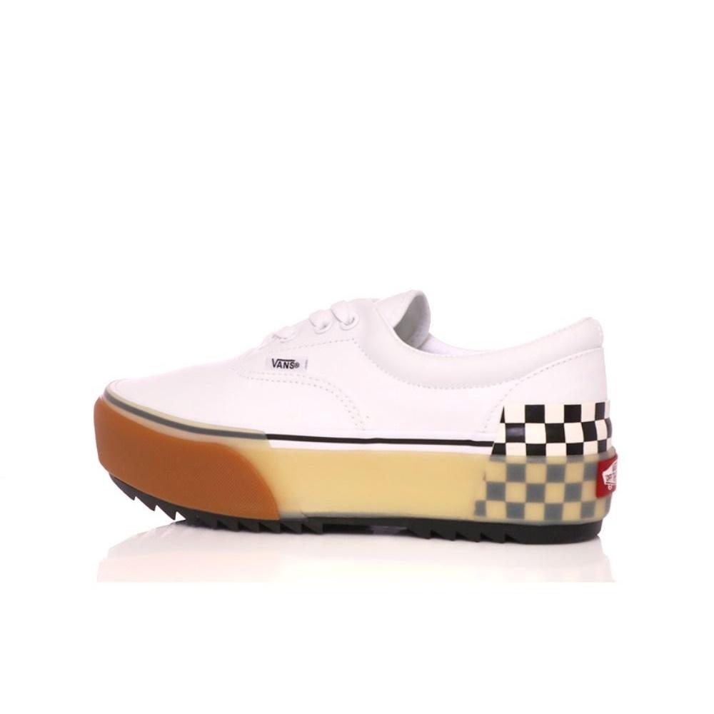 VANS – Unisex sneakers VANS UA Era Stacked λευκά