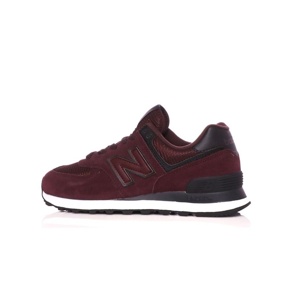 NEW BALANCE – Γυναικεία sneakers NEW BALANCE 574 μπορντό