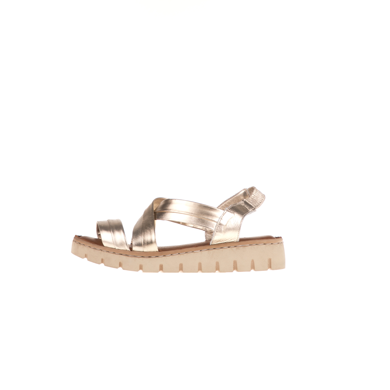 AR POD – Γυναικεία σανδάλια AR POD χρυσά