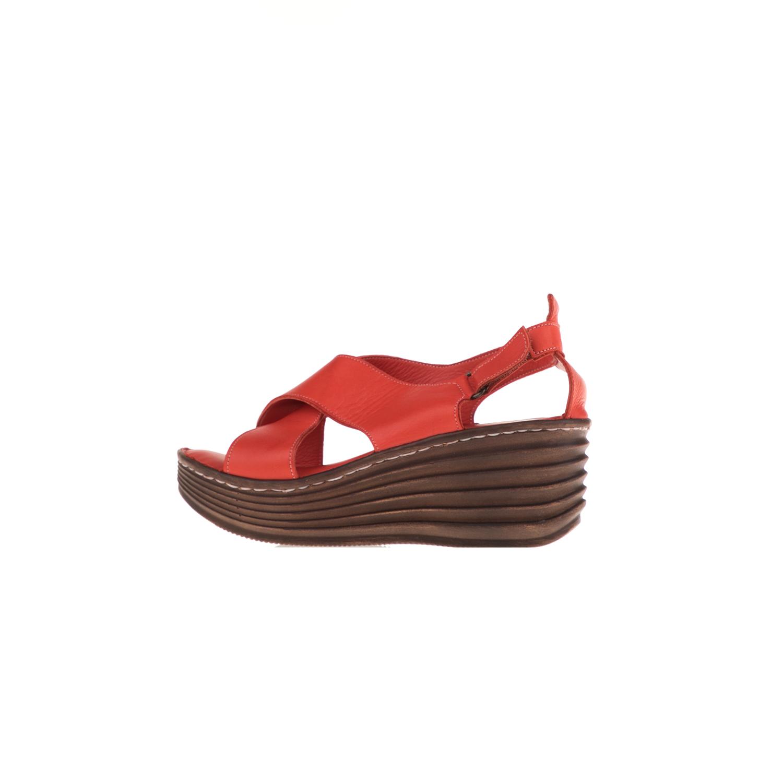 AR POD – Γυναικείες πλατφόρμες AR POD κόκκινες