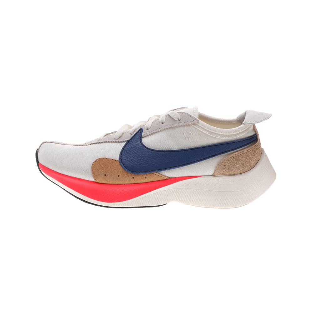 NIKE – Ανδρικά παπούτσια running NIKE MOON RACER QS λευκά μπλε