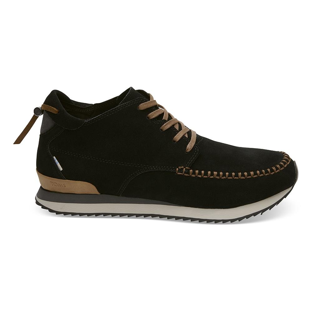 TOMS – Ανδρικά sneakers TOMS BALMD μαύρα