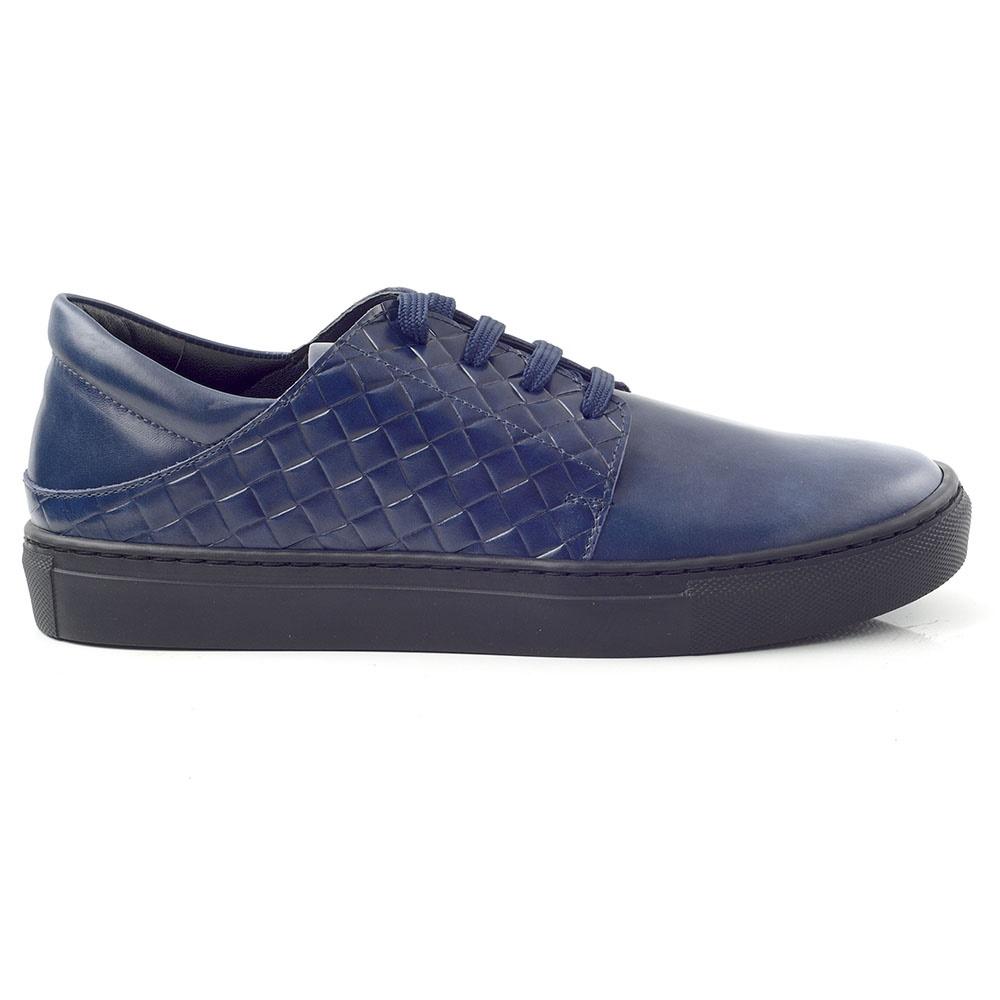 CHANIOTAKIS – Γυναικεία sneakers AIR JORDAN 1 LOW CHANIOTAKIS μπλε