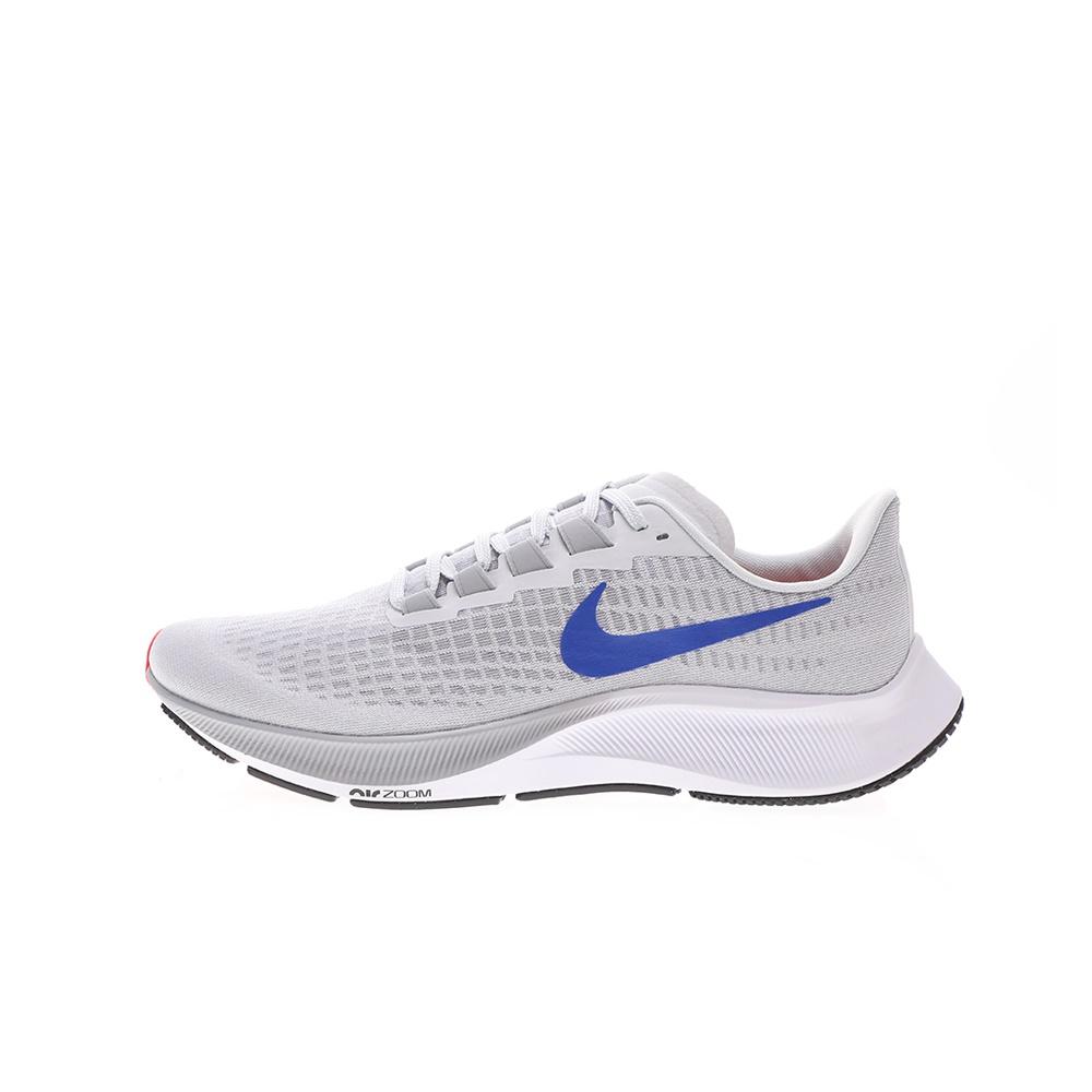 NIKE – Ανδρικά παπούτσια running NIKE AIR ZOOM PEGASUS 37 ασημί μπλε κόκκινο