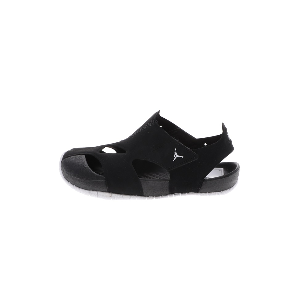 NIKE – Παιδικά σανδάλια Nike JORDAN FLARE (PS) μαύρα