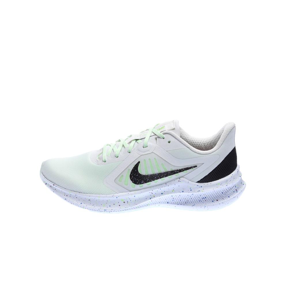 NIKE - Γυναικεία παπούτσια running Nike Downshifter 10 λευκά