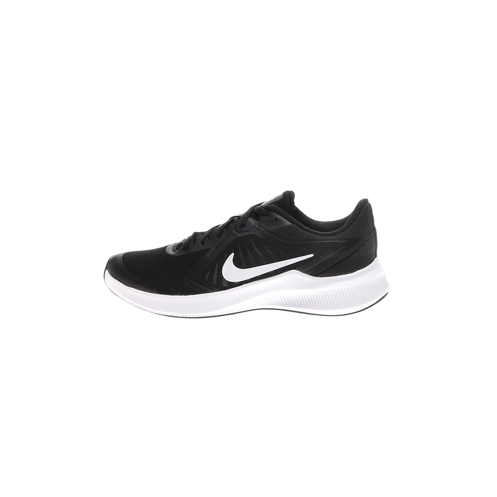 NIKE – Παιδικά αθλητικά παπούτσια NIKE DOWNSHIFTER 10 (GS) μαύρα