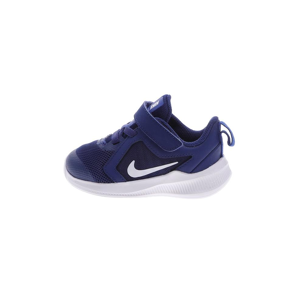 NIKE – Βρεφικά αθλητικά παπούτσια NIKE DOWNSHIFTER 10 (TDV) μπλε