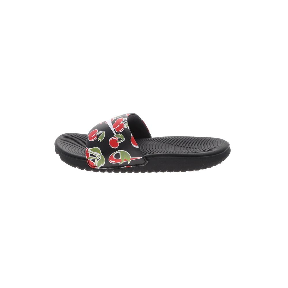 NIKE – Παιδικά slides NIKE KAWA SLIDE SE PICNIC (GS/PS) Υ μαύρα κόκκινα