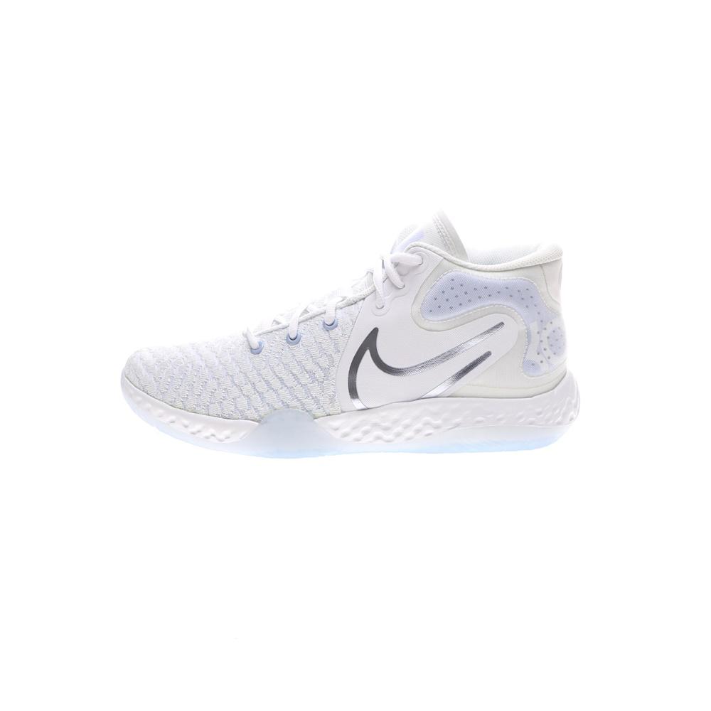 NIKE – Unisex παπούτσια basketball NIKE KD TREY 5 VIII λευκά