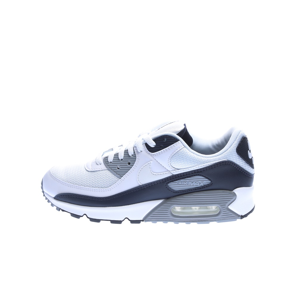 NIKE – Ανδρικά sneakers NIKE AIR MAX 90 λευκά