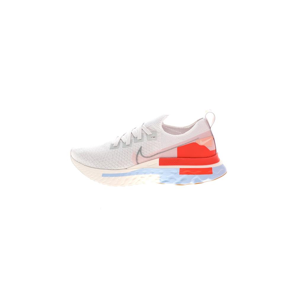 NIKE – Γυναικεία παπούτσια running NIKE WMNS REACT INFINITY RUN FK PRM εκρού