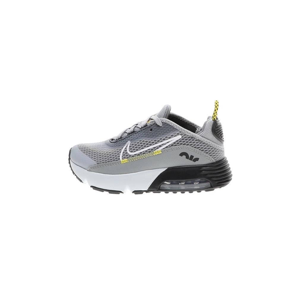 NIKE – Παιδικά παπούτσια NIKE AIR MAX 2090 (PS) γκρι λευκά