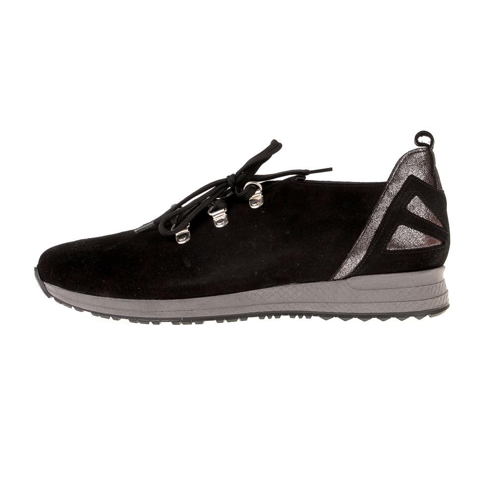 CHANIOTAKIS – Γυναικεία sneakers CHANIOTAKIS SPORT MARLEY μαύρα ασημί
