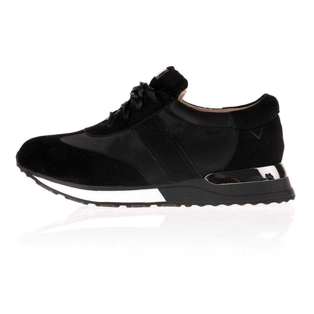 VERSACE 19V69 ABBIGLIAMENTO SPORTIVO SRL – Γυναικεία sneakers VERSACE 19V69 AM R642-60 μαύρα