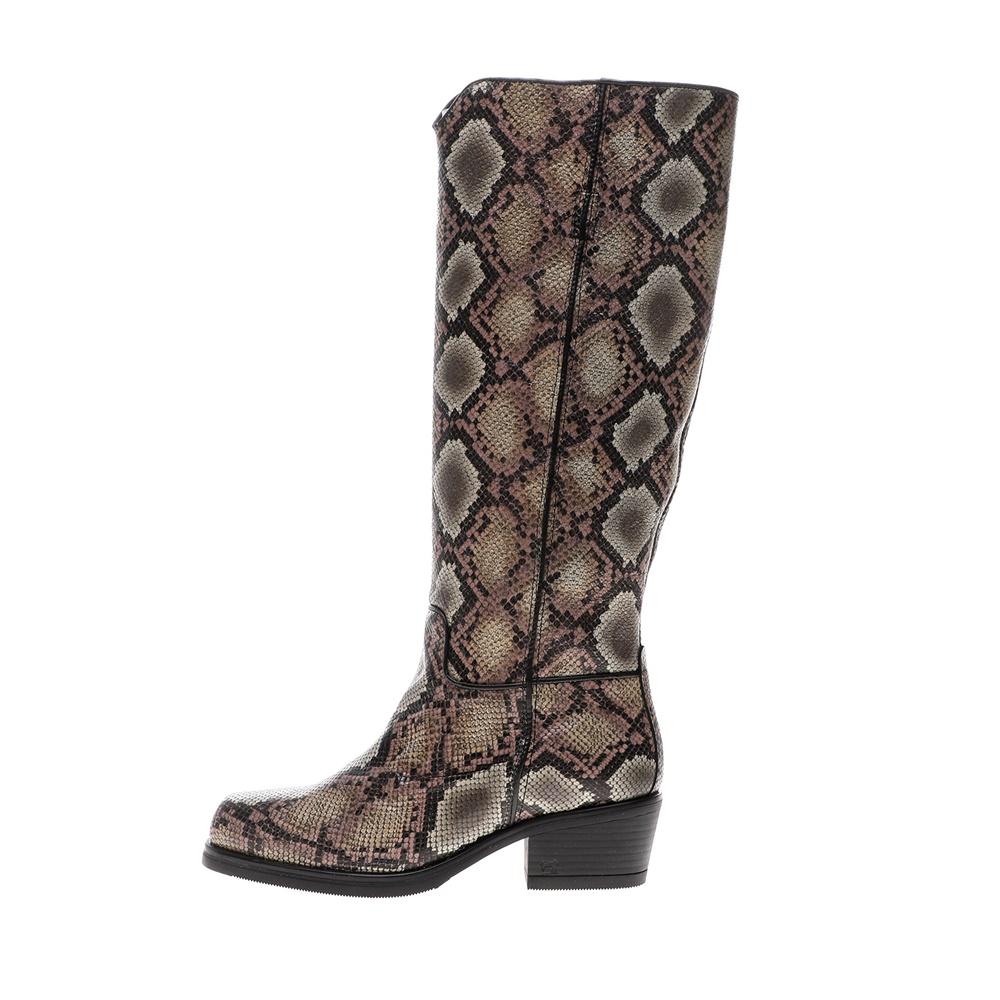 SCOTCH & SODA – Γυναικείες μπότες SCOTCH & SODA SHEILA γκρι
