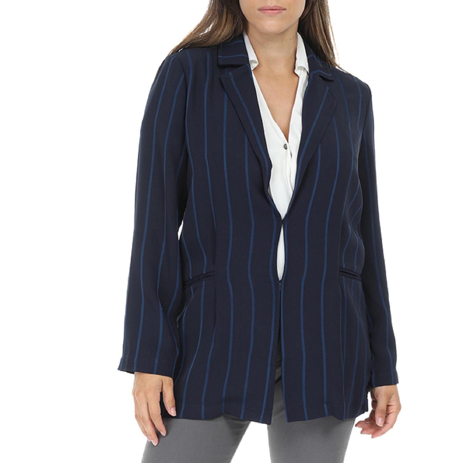 NU - Γυναικείο σακάκι NU μπλε