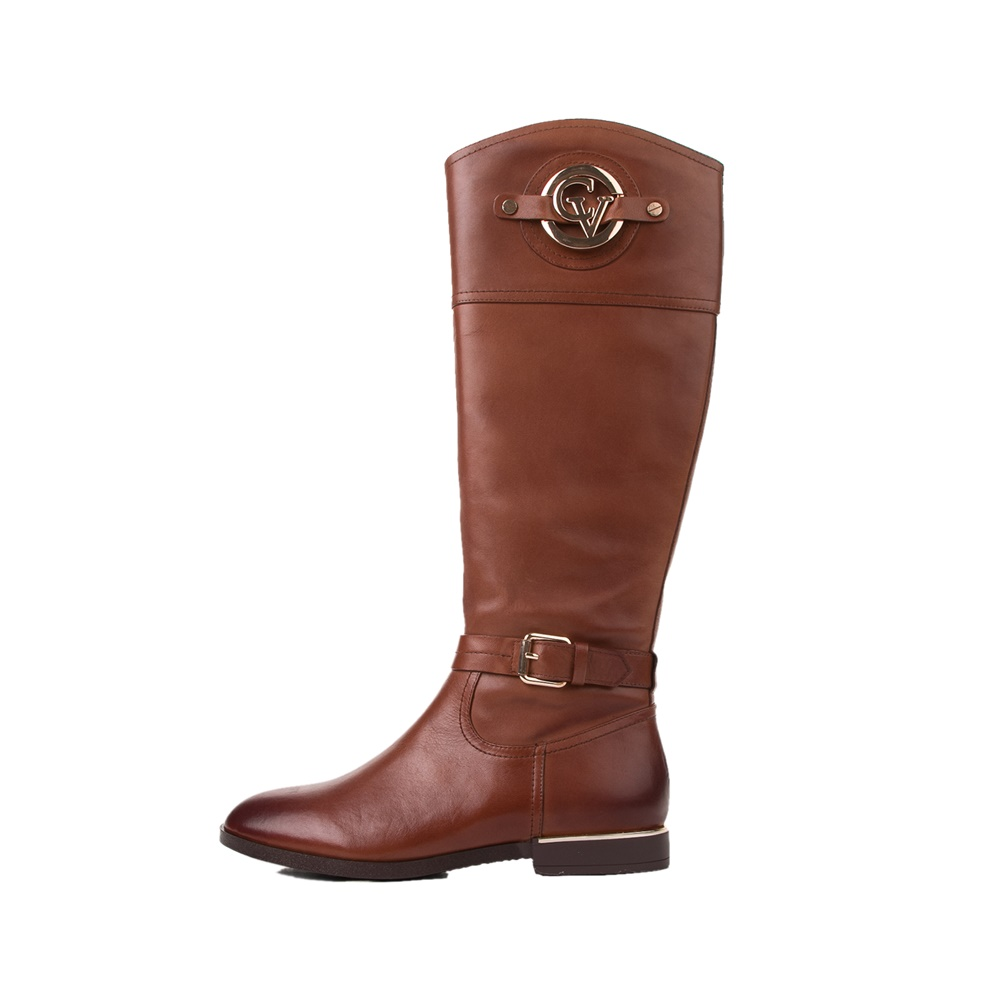 CHEVALIER – Γυναικείες μπότες CHEVALIER RIDING BOOT καφέ