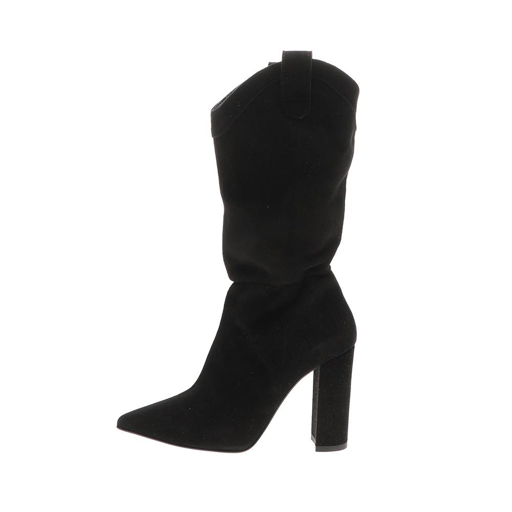 WALL STREET – Γυναικείες μπότες ADAMS WALL STREET μαύρες