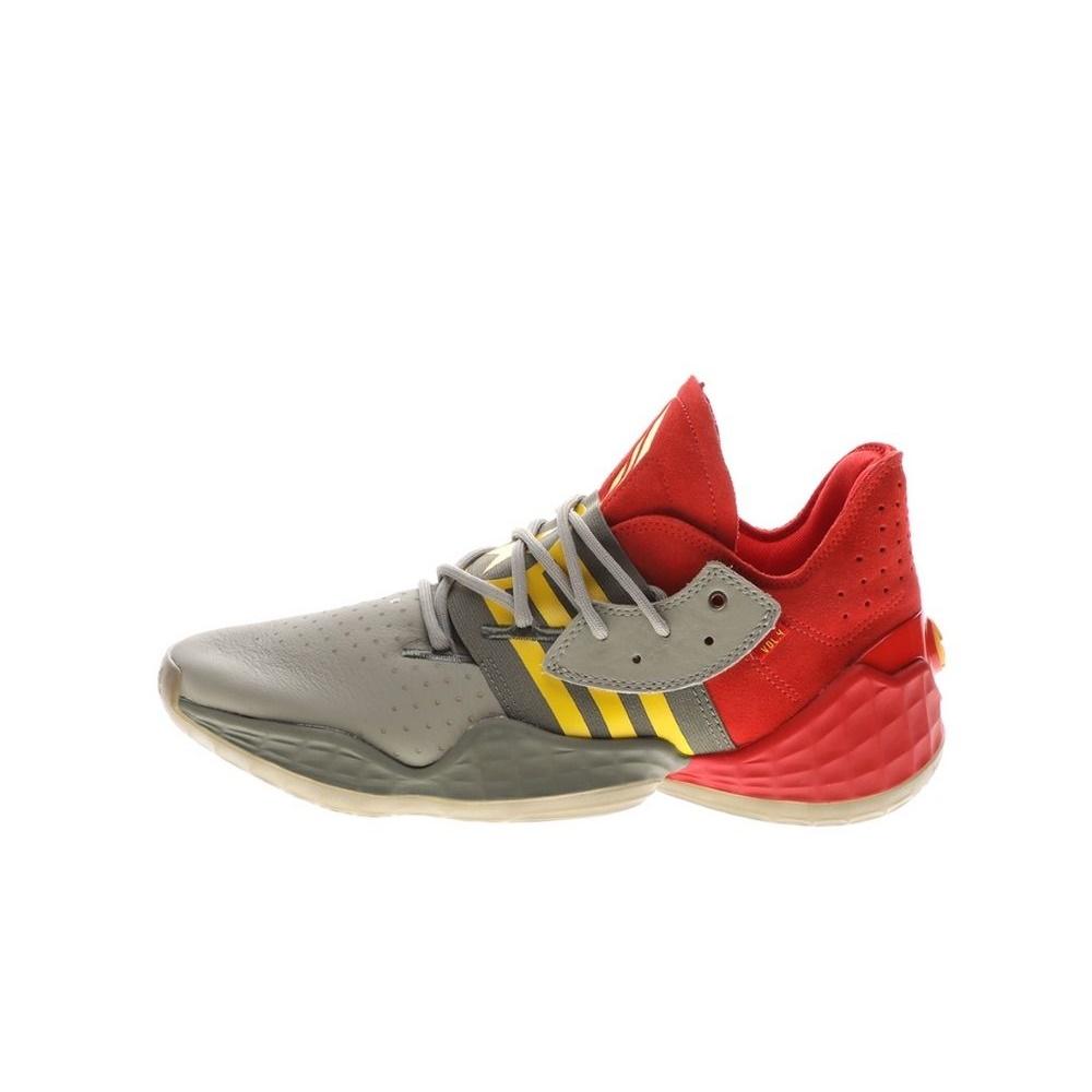 adidas Performance – Ανδρικά παπούτσια basketball adidas Performance Crazy X 4 γκρι κόκκινα